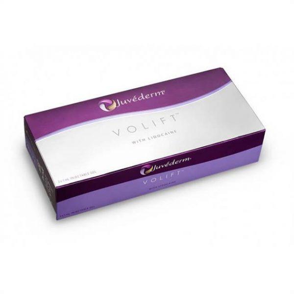 Buy Juvederm Volift Lidocaine 2 x 1ml Online