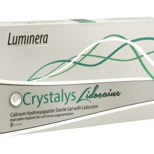 Buy Luminera Crystalys Lidocaine 2 x 1.25ml Online