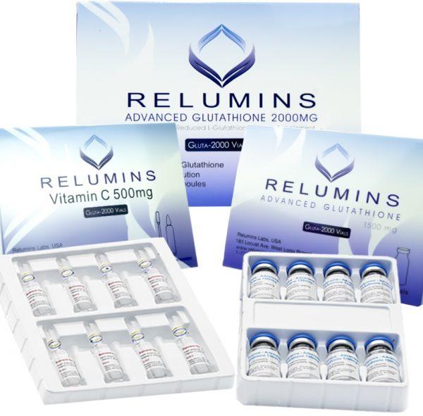 Buy Relumins Advanced Glutathione 2000mg