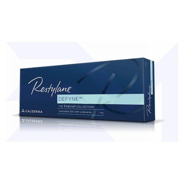 Buy Restylane DEFYNE Lidocaine 1 x1ml Online