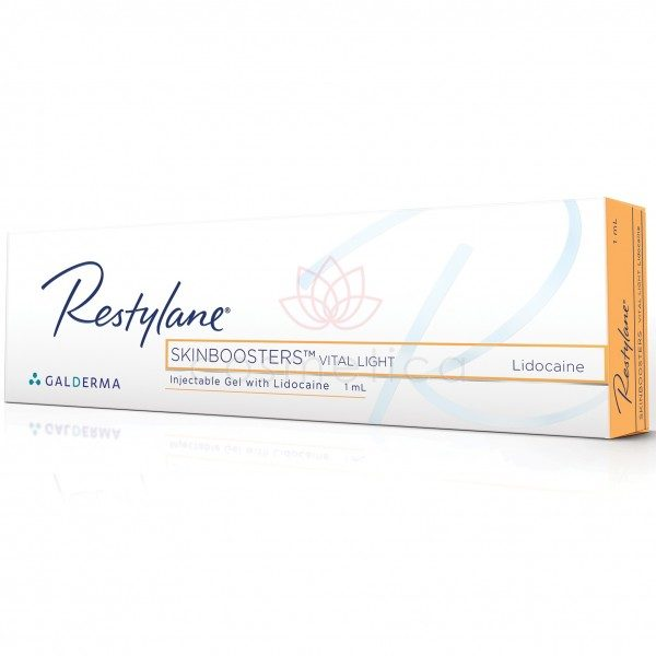 Buy Restylane Skinbooster Vital Light 1 x1ml Online