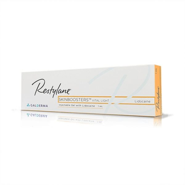 Buy Restylane Skinbooster Vital Light Lidocaine Online