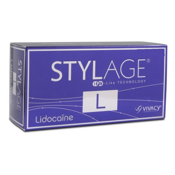 Buy Stylage L Lidocaine 2 x 1ml Online